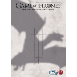 Game of Thrones Sæson 3 (ny Blu-ray)