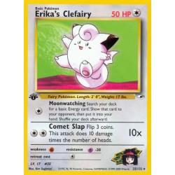 Erika's Clefairy (brugt stand)