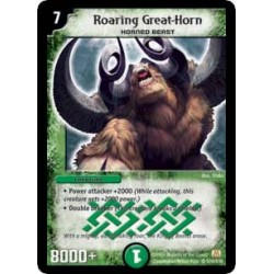 Roaring Great-Horn (Used Condition)