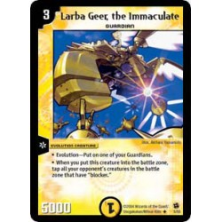 Larba Geer, the Immaculate (Uncommon)