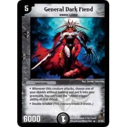 General Dark Fiend (Rare)
