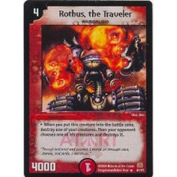 Rothus, the Traveler (Promo) (Brugt Stand)