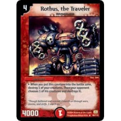 Rothus, the Traveler (Starter Deck)
