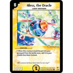 Aless, the Oracle (Common)