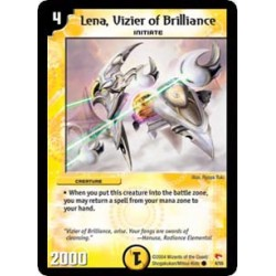 Lena, Vizier of Brilliance (Common)
