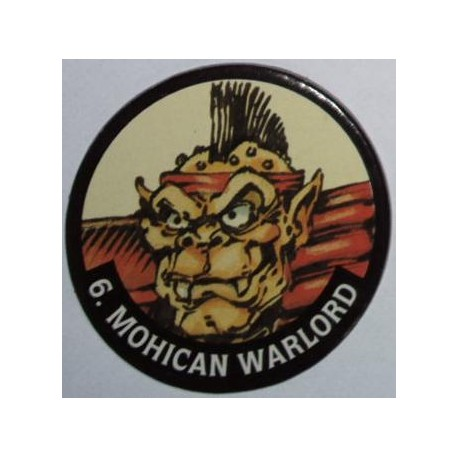 Mohican Warlord