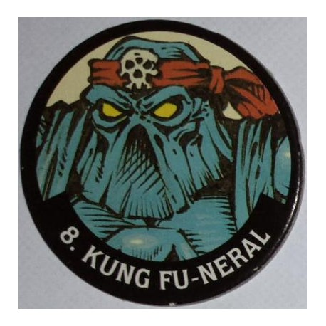 Kung Fu-Neral
