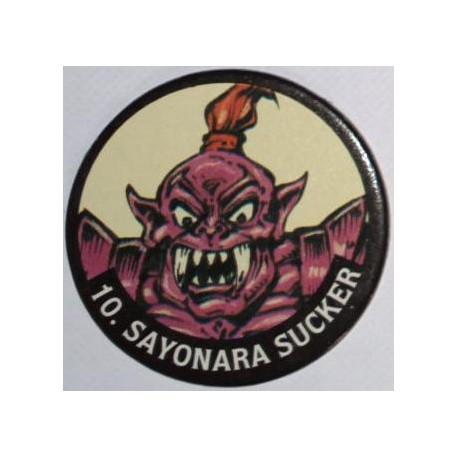 Sayonara Sucker