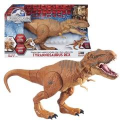 Kæmpe Elektronisk Tyrannosaurus Rex