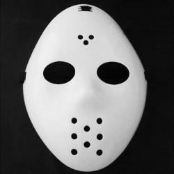 Jason Vorhees fra Fredag den 13. maske (hvid)