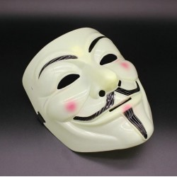 Guy Fawkes / Anonymous maske