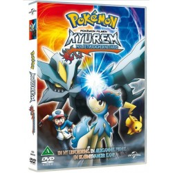 Pokémon Filmen: Kyurem mod Retfærdighedens Sværd (ny i folie)
