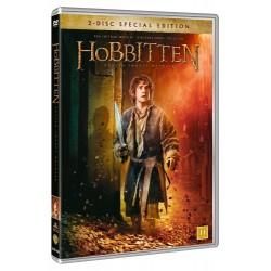 Hobbitten Dragen Smaugs Ødemark (ny dvd i folie)
