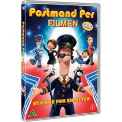 Postmand Per Filmen (ny dvd)