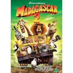 Madagascar 2 (ny dvd)