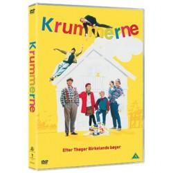 Krummerne (ny dvd)