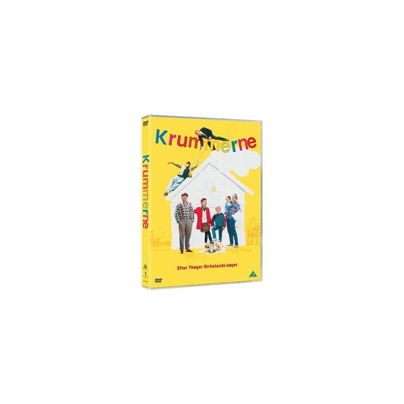 Krummerne (ny dvd) - Retroreden