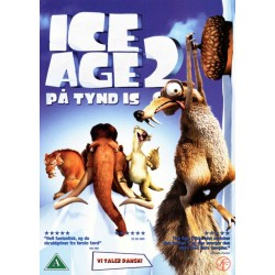 Ice Age 2: På Tynd Is (ny dvd)