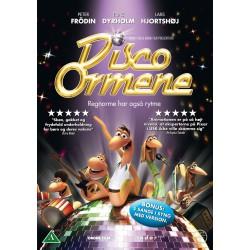 Disco Ormene (ny dvd)