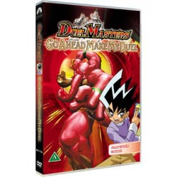Duel Masters: Go Ahead Make My Duel (ny dvd)