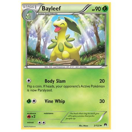 Bayleef (uncommon)