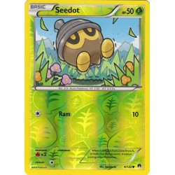 Seedot (common reverse holo)