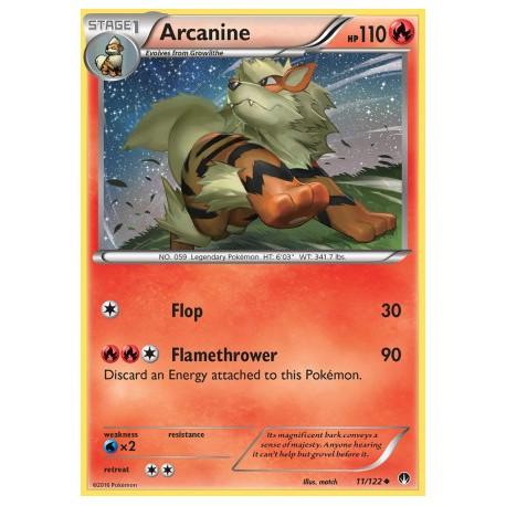Arcanine (uncommon)