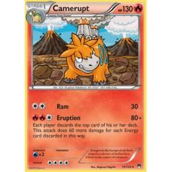 Camerupt (rare)