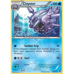 Cloyster (uncommon)