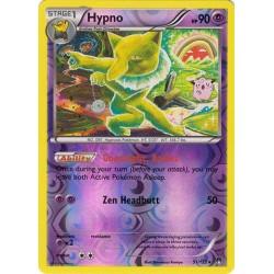 Hypno (rare reverse holo)
