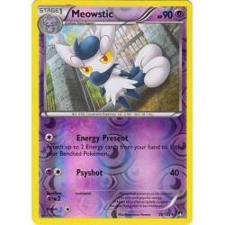 Meowstic (rare reverse common)