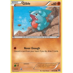 Gible (common)