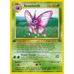 Venomoth (rare) (brugt stand)
