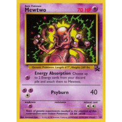 Mewtwo (promo) (brugt stand)