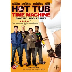 Hot Tub Time Machine (ny dvd)