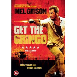 Get The Gringo (ny dvd)
