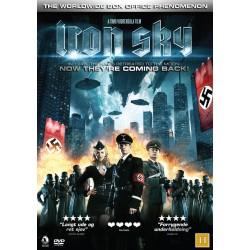 Iron Sky (ny dvd)