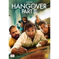 Hangover Part 2, The - Tømmermænd i Thailand (ny dvd)