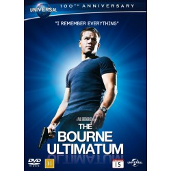 The Bourne Ultimatum (ny dvd)