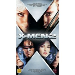 X-Men 2 (ny dvd)