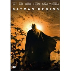 Batman Begins (ny dvd)