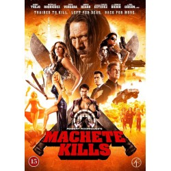 Machete Kills (ny dvd)