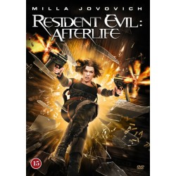 Resident Evil: Afterlife (ny dvd)