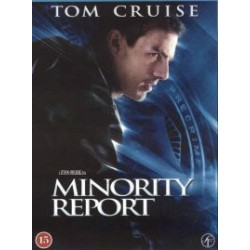 Minority Report (ny dvd)
