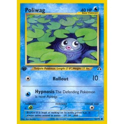 Poliwag (common) (1st edition)