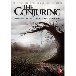 The Conjuring (ny dvd)