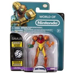 Samus (World of Nintendo) (Ca 11 cm)