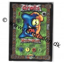 Dum-Dum (Grolls&Gorks card)