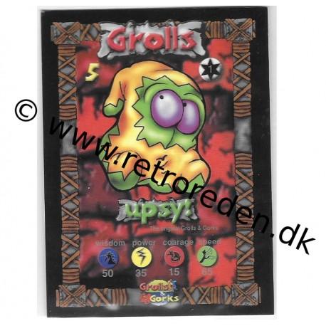 Upsy! (Grolls&Gorks card)
