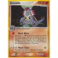 Armaldo (glimmer/holo)